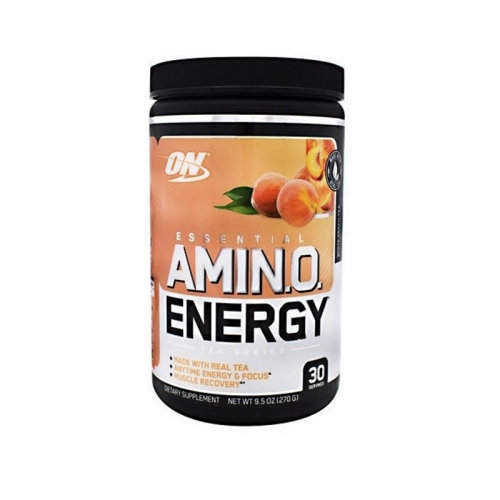Аминокислоты Amino Energy Tea Series (30 порций) Optimum Nutrition
