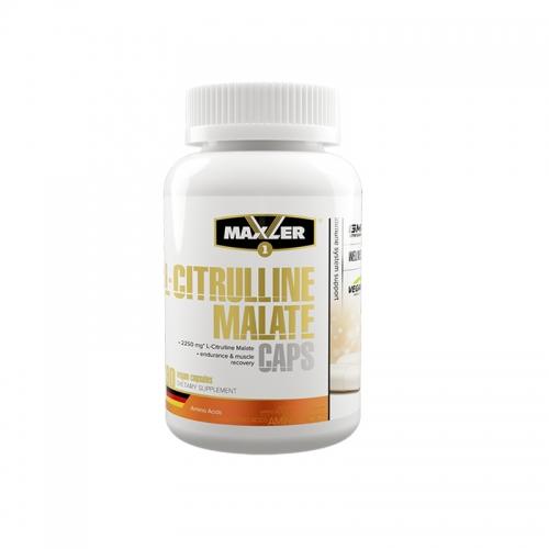 Аминокислоты L-citrulinne Malate Maxler (90 капс)
