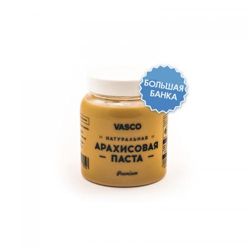 Натуральная арахисовая паста Vasco (800 г)