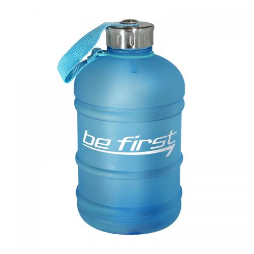 Бутылка для воды Be First, аква матовая (1300 мл)