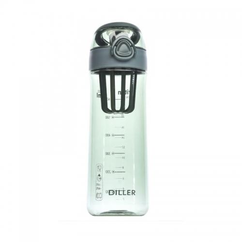 Бутылка для воды D38 (700 мл) Diller