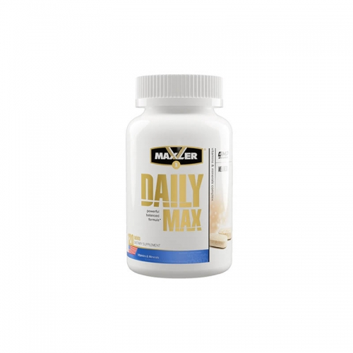 Витамины Daily Max Maxler (120 таблеток)