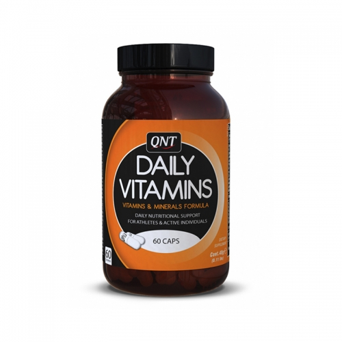 Витамины Daily Vitamins (60 кап) QNT