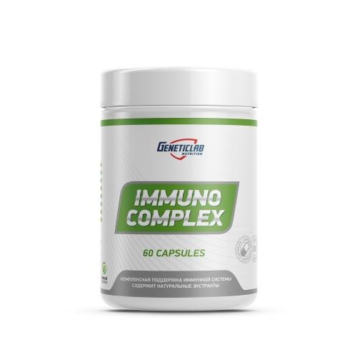 Витамины Immuno complex (60 кап) Geneticlab