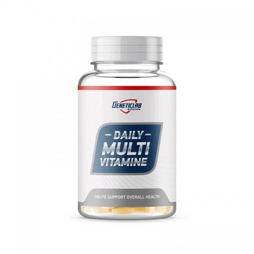 Витамины Multi vitamin (60 кап) Geneticlab