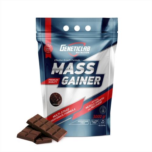 Гейнер Mass Gainer (3000 г) Geneticlab
