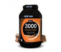 Гейнер Muscle Mass 3000 (4,5 кг) QNT