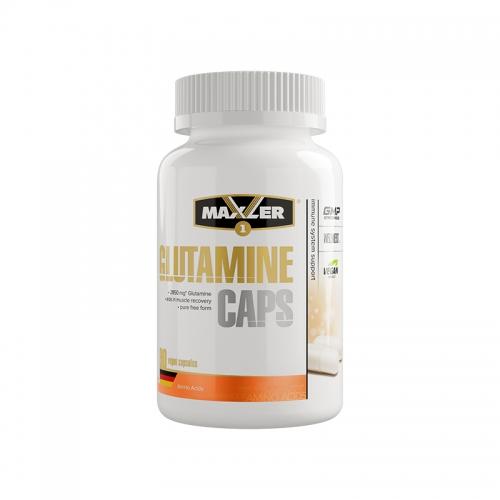 Глютамин Glutamine (90 кап) Maxler