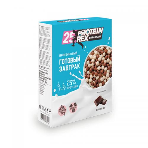 Сухой завтрак Protein Rex с протеином (250 г)