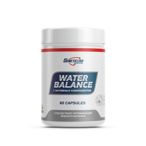 Добавка комплексная Water balance (60 кап) Geneticlab