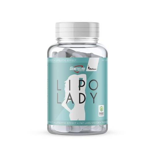 Жиросжигатель Lipolady (30 порций) Geneticlab