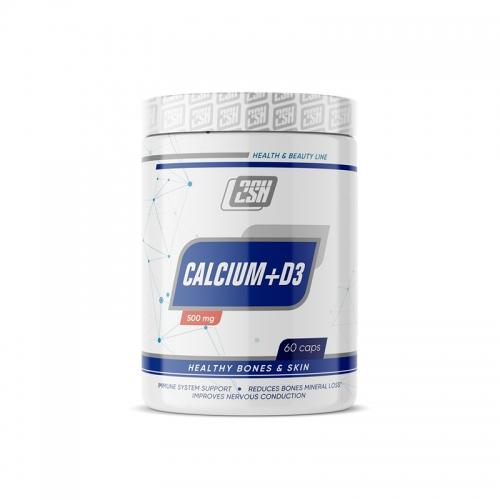 Кальций+D3 620 мг (60 кап) 2SN