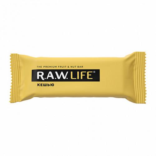 Батончик R.A.W.LIFE Кешью (47 г)