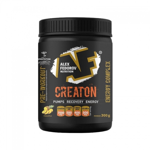Креатин Creaton Alex Fedorov Nutrition (300 г)