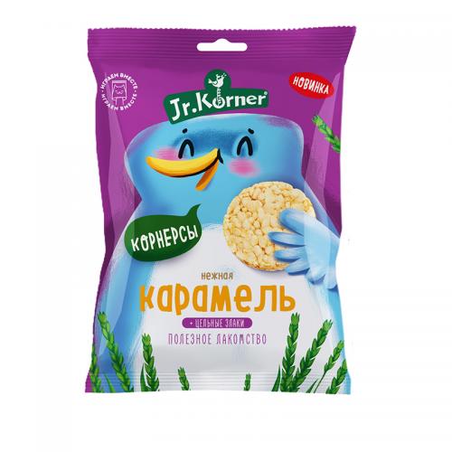 Рисовые мини-хлебцы с карамелью Dr.Korner (30 г)