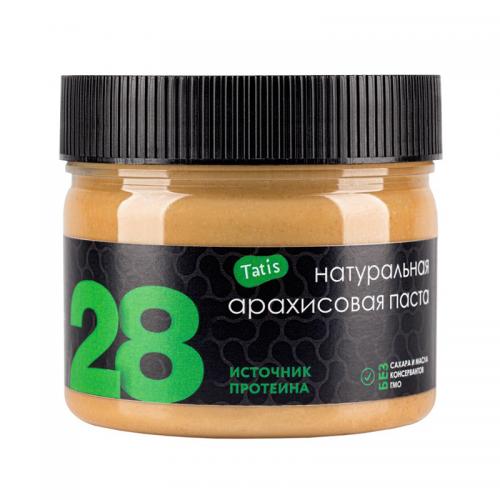 Натуральная арахисовая паста Tatis (300 г)