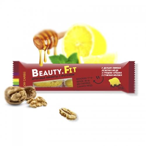 Низкоуглеводные фруктовые конфеты с протеином (63 г) Beauty Fit