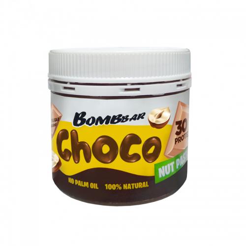 Паста шоколадная с фундуком (150 гр) Bombbar