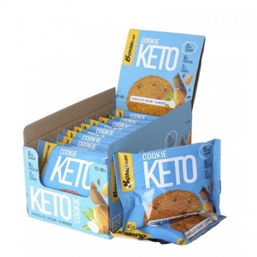 Печенье KETO Bombbar (40 гр)