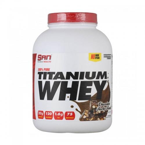 Протеин Pure Titanium whey SAN (2270 г)