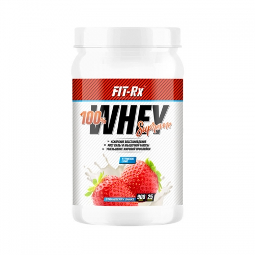 Протеин Whey Supreme (900 г) Fit-rx
