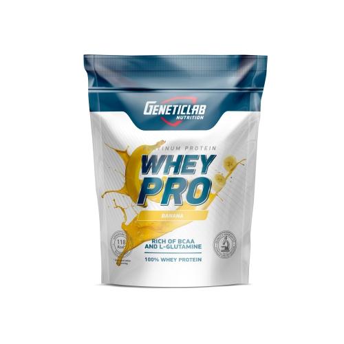 Протеин Whey pro (1000 г) Geneticlab