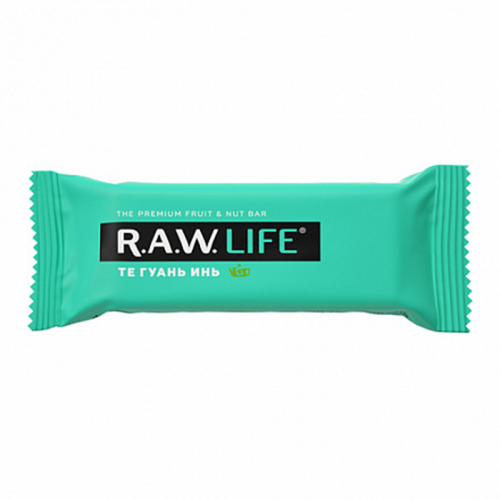 Батончик R.A.W.LIFE Те гуань инь (47 г)