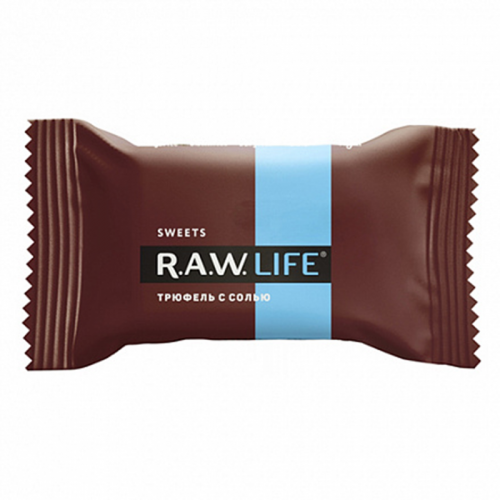 Трюфель с солью R.A.W.LIFE (18 г)