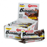 Протеиновые батончики Bombbar / Бомбар (60 г)