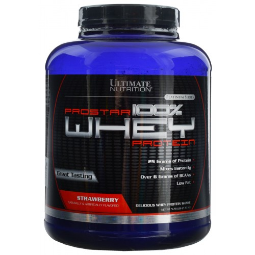 Протеин Prostar Whey Ultimate Nutrition (2270 г)
