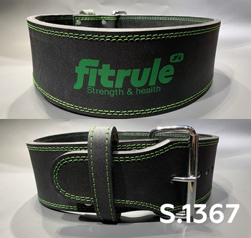 Ремень weight lifting power belts art: 1367 FitRule