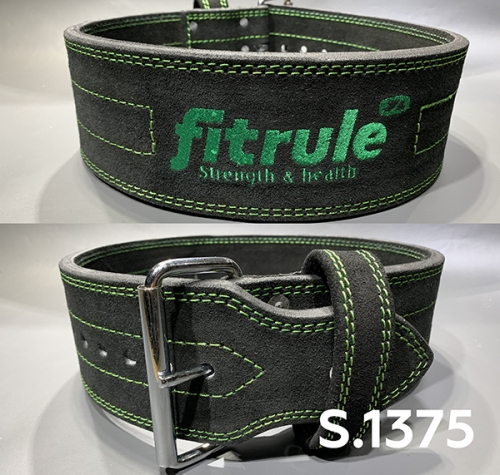 Ремень weight lifting power belts art: 1375 FitRule