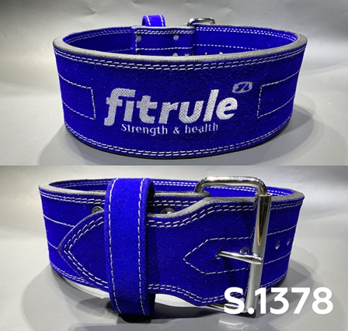 Ремень weight lifting power belts art: 1378 FitRule