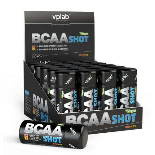 BCAA shot VP Lab (1 шот, 60 мл)