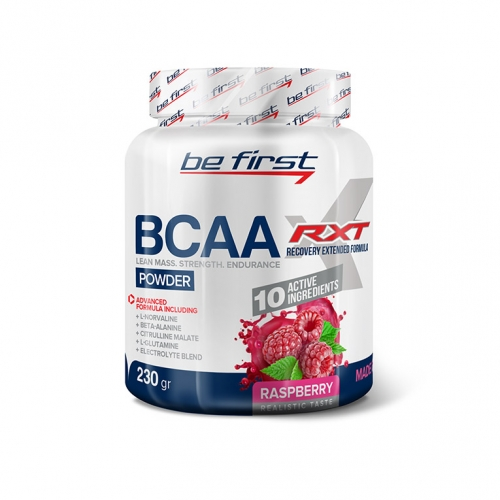 BCAA RXT Be first (230 г)