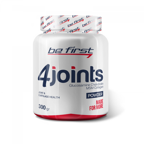 Хондропротектор 4joints powder Be first (300 г)