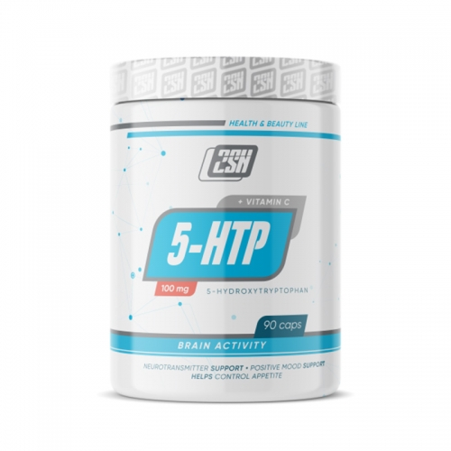 5-HTP 100 мг+vit C 2SN (90 капсул)