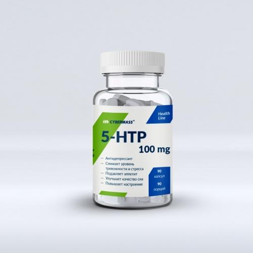 Аминокислота 5-HTP Cybermass (90 капсул)