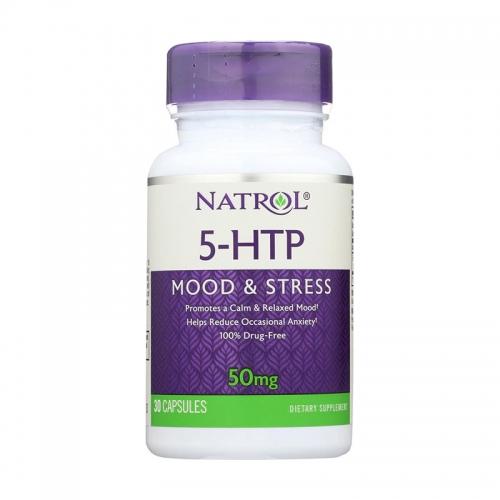 5-htp 50 мг (30 кап) Natrol