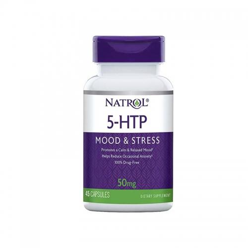5-htp 50 мг (45 кап) Natrol