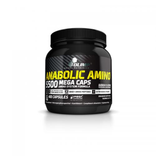 Аминокислоты Amino Anabolic 5500 Olimp (400 капсул)