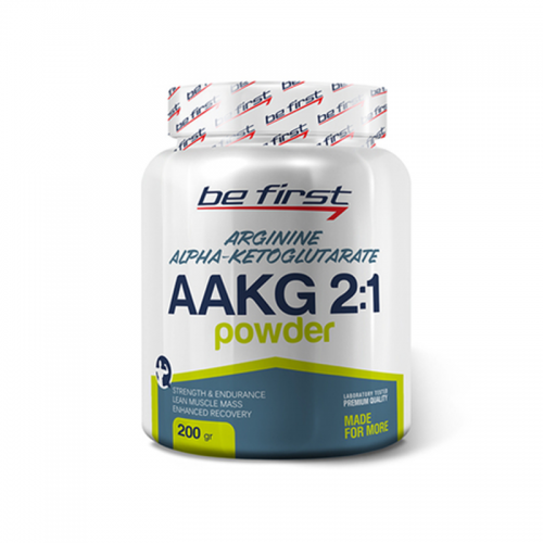 AAKG powder 200 gr Be first