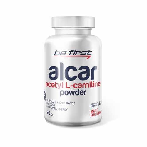 Ацетил L-карнитин ALCAR powder Be first (90 г)