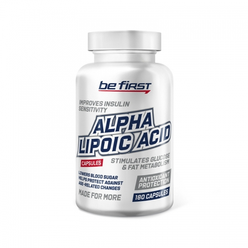Alpha lipoic acid (180 кап) Be First