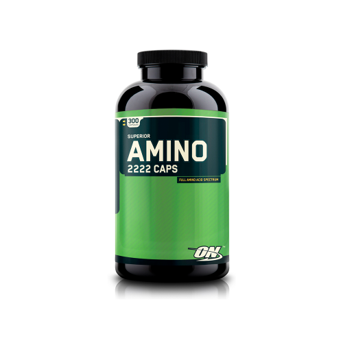 Аминокислоты Superior Amino 2222 Optimum Nutrition (300 капсул)