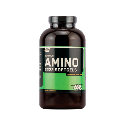 Superior Amino 2222 Softgels 300 caps ON