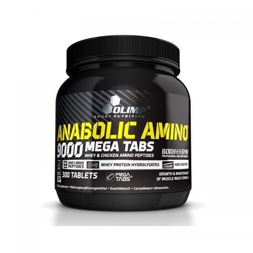 Аминокислоты Amino Anabolic 9000 Olimp (300 таблеток)