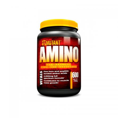 Аминокислоты Amino Mutant (600 таблеток)