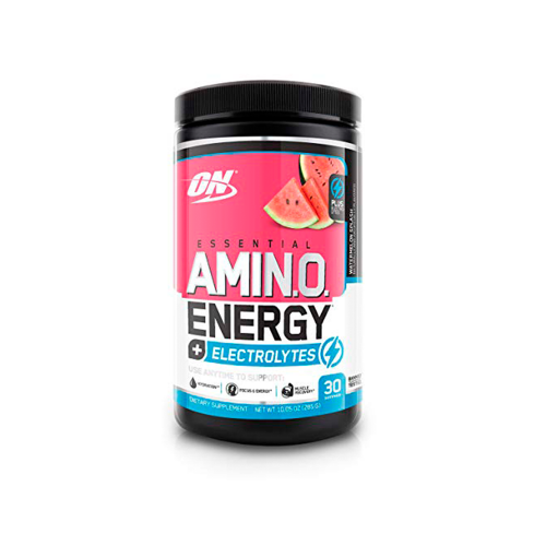 Аминокислоты Amino Energy Naturally (25 порций) Optimum Nutrition