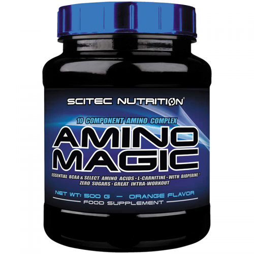 Аминокислоты Amino Magic Scitec (500 г)